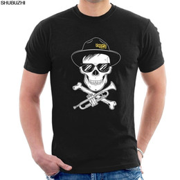 $enCountryForm.capitalKeyWord NZ - TIMMY TRUMPET PIRATE SKULL T-SHIRT DJ Festival Music Unisex & Women size A54 Harajuku Tops Classic Unique t-Shirt gift sbz1469