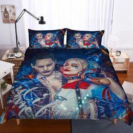 $enCountryForm.capitalKeyWord Australia - 2019 NEW fashion cartoon 3D bedding set Game digital printing bedding king queen full size duvet cover set