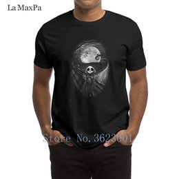 Wholesale christmas t shirts plus size for sale – custom Printing Cool Men T Shirt The Scream Before Christmas T Shirt Fun Streetwear Tshirt For Men Classical Plus Size xl Tee Shirt
