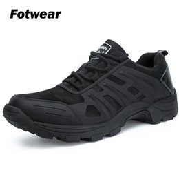 $enCountryForm.capitalKeyWord Australia - Fotwear Men's casual shoes for Outdoor Hiking Climbing Better Quick-drying and open mesh upper Durable synthetic Men's shoes