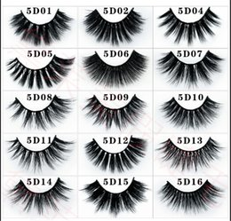 $enCountryForm.capitalKeyWord Australia - Top seller 7 Pairs False Eyelashes Fake Lashes Natural Thick long 5D Faux Mink Lashes Handmade Eyelash Extension for Beauty Makeup 36 Styles