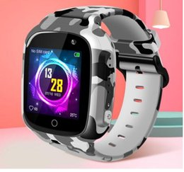 $enCountryForm.capitalKeyWord Australia - 2019 600mAH Long standby time Kids smart watch baby with gps wifi sos real-time positioning IP67 waterproof for children