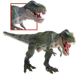 Jurassic World Toys Australia - New Jurassic World Park Tyrannosaurus Rex Dinosaur Plastic Toy Model Kids Gifts