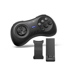 $enCountryForm.capitalKeyWord Australia - 8BitDo M30 Bluetooth Wireless Gamepad for Sega Genesis Mega Drive Style for Switch Game controller