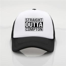 Straight Outta Compton Mens Baseball cap Adjustable Dad Hat Men High quality  cotton Compton Baseball Cap Women Hip hop Cap f4e3bc32caca