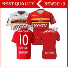 4afb18d1add 2019 2020 Nagoya Grampus Soccer Jerseys 7 JO 9 HASEGAWA 10 XAVIER Ogaki  Custom Home Away 19 20 Japan J League Football Shirt size S-XL