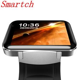 Wcdma Smart Watches Australia - Smartch DM98 Smart watch MTK6572 1.2Ghz 2.2 inch IPS HD 900mAh Battery 512MB Ram 4GB Rom Android 3G WCDMA GPS WIFI smartwatch
