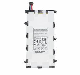Venta al por mayor de 1x de alta calidad 4000 mah SP4960C3B batería incorporada para Samsung Galaxy Tab 2 7.0 7.0 Plus GT-P3100 P3100 P3110 P6200