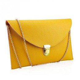 $enCountryForm.capitalKeyWord NZ - Cheap Fashion Women's Shoulder Bag Envelope Bags PU Leather Crossbody Bags Girls Messenger Bags Clutch Handbags Purses for Female Hot Sale