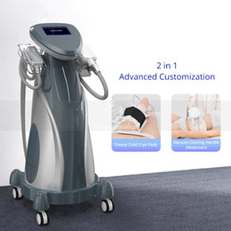 freeze machine Australia - 2019 new arrival portable fat freeze slimming machine for fat reduction Cooling Therapy with fat frozen handle for double chin