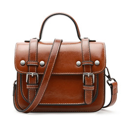 $enCountryForm.capitalKeyWord Canada - good quality Vintage 100% Genuine Leather Women Messenger Bag Designer Female Tote Handbag Shoulder Bag Cross Body Purse Bolsas