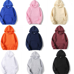 $enCountryForm.capitalKeyWord Australia - waxip Male Large Size Warm Fleece hoodies Coat plus velvet padded blank sweatshirts plus sizes for men casual hooded