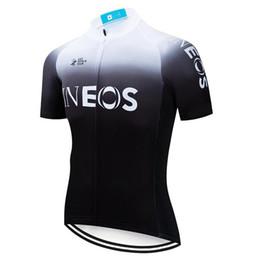 UCI Pro Team 2020 Ineos Jersey de ciclo de la bicicleta ropa respirable del verano MTB Jersey 9D gel acolchada BIB Ropa Ciclismo en venta
