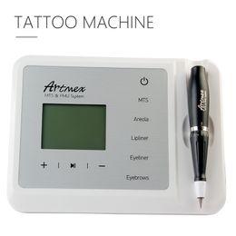 $enCountryForm.capitalKeyWord Australia - Chinese supplier semi permanent makeup tattoo machine digital Artmex V7 Enhancing Your Feature Eye Brow Lip Rotary Pen MTS System tattoo pen
