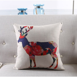 Special order of 100 for Gillian - 90pcs 18x18 linen pillow cover & 10pcs 20x20 blank linen pillow covers blank pillow case for Sublimation on Sale