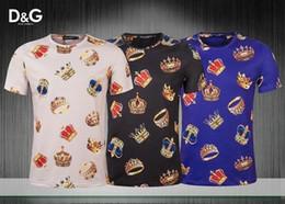 Korean Style Men T Shirts Australia - Male Style Short Sleeve T designer luxury T-shirts 2019 Summer Slim Korean Edition Youth Man Trend Bottoming Blouses Men's