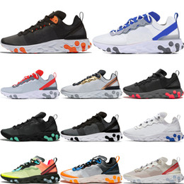 $enCountryForm.capitalKeyWord Australia - Total Orange react element 87 55 mens running shoes men women Game Royal Sail triple black white Taped Seams trainers sports sneakers
