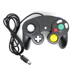 Gamecube cables online shopping - 10 Colors Top Quality NGC Wired Game Controller Gamepad for NGC Gaming Console Gamecube Turbo DualShock Wii U Extension Cable without Box