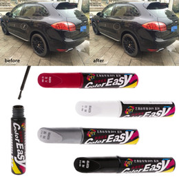 $enCountryForm.capitalKeyWord Australia - Car Paint Scratches Repair Pen Brush Waterproof Paint Marker Pen Clear Repair