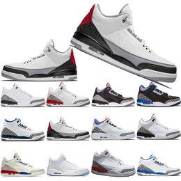 BaseBalls men fashion online shopping - Top Fashion s Men Basketball Shoes SEOUL Katrina Mocha Charity Game Pure White Infrared Fly Black III Sport Shoe Designer Sneakers