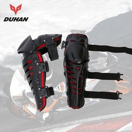protector gear NZ - DUHAN Motorcycle Knee Protector Riding Motocross Knee Guards Protective Pads Gear Off-Road Racing Outdoor Sports MX