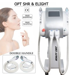 $enCountryForm.capitalKeyWord NZ - Best shr machine OPT SHR dark facial hair removal IPL laser machine Photo rejuvenation Anti-Aging therapy machine