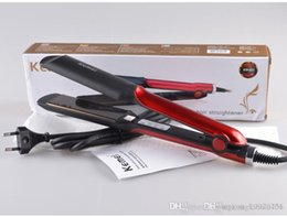 Cheap hair red online shopping - Professional Styling Fast Hair Straightener Hairdressing Tools Electric Hair Straightener Quality Price Cheap Support Retail