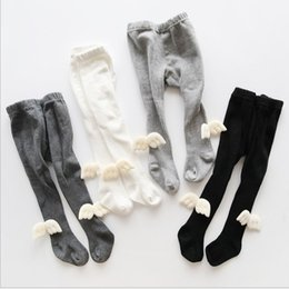angel wing dresses Australia - 2019 Childrens Sweet Angel Wings Pretty Princess Dress Socks Best Sale Performance Girls High Quality Cotton Pantyhose Stockings