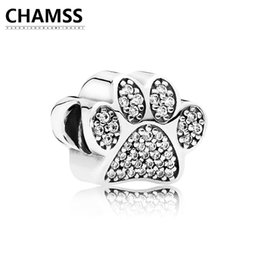 Vente en gros CHAMSS 2018 New791714CZ 925 Sterling Silve Bracelet Cadeaux Bijoux pour Femmes