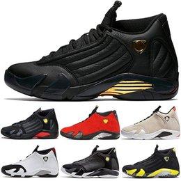 $enCountryForm.capitalKeyWord Australia - Men 14 14s Basketball Shoes Desert Sand Dmp The Last Shot Thunder Black Toe Candy Cane Indiglo Designer Trainer Sports Sneakers Size 8-13