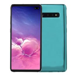 "$enCountryForm.capitalKeyWord Australia - 4G LTE Goophone S10+ V5 Clone Face ID Fingerprint Android 9.0 6.4"" Punch-hole All Screen Octa Core 16MP Camera Dual Nano Sim Card Smartphone"