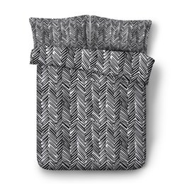 $enCountryForm.capitalKeyWord Australia - Home Textile Diamond Duvet Cover Set Matching 2 Pillow Shams Striped Bedding Collection With Zipper Colorful Comforter Cover