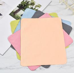 Vente en gros Lunettes tissu chiffon de nettoyage pur coton de grande qualité avec le meilleur prix livraison gratuite