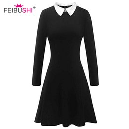 390829b25fcb2 Dress White Peter Pan Collar Online Shopping | Dress White Peter Pan ...