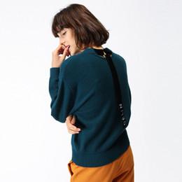 $enCountryForm.capitalKeyWord Australia - Suit-dress Sweater Short Fund Rendering Unlined Upper Garment Pullover Easy Round Neck Knitting Unlined Upper Garment Jacket