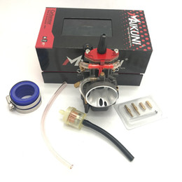 dirt bike carburetor Australia - New 28mm PWK28 Motorcycle Carburetor Power Jet Racing Scooter Dirt Pit Bike ATV Carb