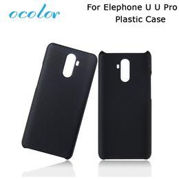 $enCountryForm.capitalKeyWord Australia - Accessories Mobile Phone Cases Covers ocolor For Elephone U U Pro Phone Case Line Style Mobile Cover 5.99'' Protective Hard