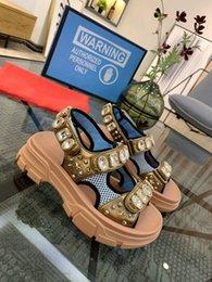 $enCountryForm.capitalKeyWord Australia - 2019 Slides Summer Luxury Designer Beach Indoor Flat G Sandals Slippers House Flip Flops With brand sandal xyh 8515