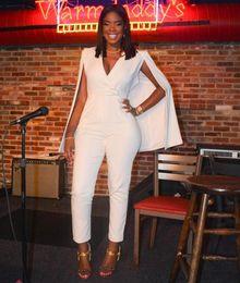 $enCountryForm.capitalKeyWord Australia - white jumpsuit romper plus size short sleeve women bodysuits solid overalls for women