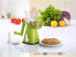 $enCountryForm.capitalKeyWord Australia - Multifunctional Kitchen Manual Meat Grinder Homemake Sausage Machine Pasta Maker Food Processor Blender Mincer Chopper