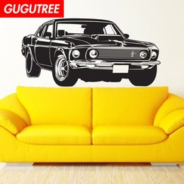 $enCountryForm.capitalKeyWord Australia - Decorate Home gt car cartoon art wall sticker decoration Decals mural painting Removable Decor Wallpaper G-1568