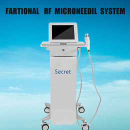 Micro Lift Australia - Fractional RF Microneedle Machine 4 Tips Fractional RF Micro Needle Face Lifting Radio Frequency Skin Tightening Wrinkle Removal Anti Aging
