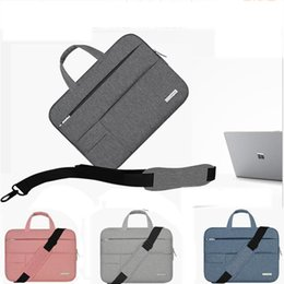 $enCountryForm.capitalKeyWord Australia - Laptop Bag 11 12.5 13 14 15.6 inch Shoulder Bag Notebook Case for Dell Asus Acer Hp Lenovo Xiaomi Waterproof Handbag 12 13.3