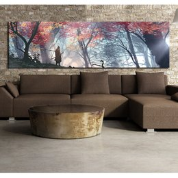 Video game art online shopping - Large Size Game Poster Wall Decor Painting SEKIRO Shadows Die Twice Picture Video Games Art Frameless Painting Wall Art Unframed