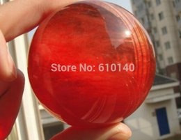 $enCountryForm.capitalKeyWord Australia - Asian Rare Natural Quartz Red Magic Crystal Healing Ball Sphere 60mm Q2