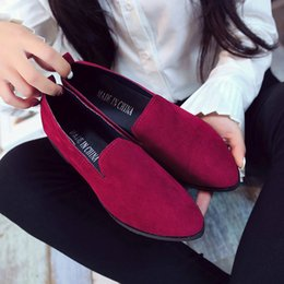 Ladies Soft Canvas Shoes Australia - A19 hot selling womens fashion shoes new style ladies flat shoes high quality canvas leather soft soles shoes with box size35-41