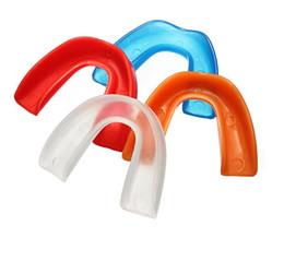 $enCountryForm.capitalKeyWord Australia - Adult Mouthguard Mouth Guard Oral Teeth Protect For Boxing Sports MMA Football Basketball Karate Muay Thai Safety Sports mouthguard