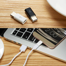 Micro Usb Adapter Female Australia - Micro USB Female to Type C Male Adapter for Letv Xiaomi Mi 5X Oneplus Samsung S8 Plus JLRJ88