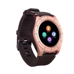 $enCountryForm.capitalKeyWord UK - Z3 Bluetooth Smart watch Wristband Android Smartwatch With Camera TF SIM Card Slot For IOS With Retail Package