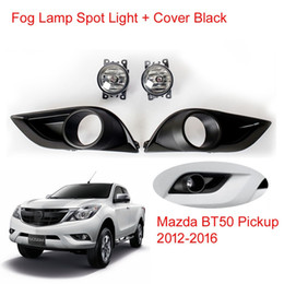 $enCountryForm.capitalKeyWord Australia - Car OEM Style Directly Replacement Fog Lamp Lights For MAZDA BT-50 BT50 PRO PICKUP 2012 - 2015 w Bulb+Switch+Wire+Bezel 1Set
